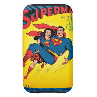 Superman #57 tough iPhone 3 case