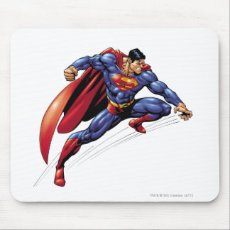 Superman 5 mouse pad