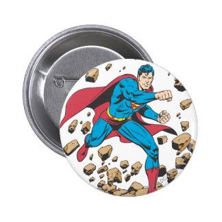 Superman 62 2 inch round button