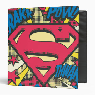 Superman 66 binder