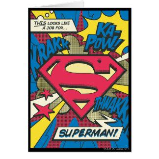 Superman 66 card