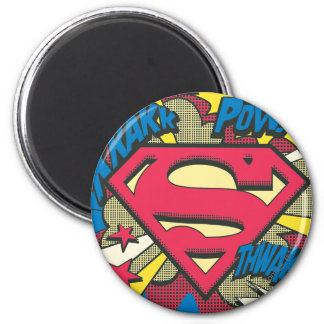 Superman 66 magnets