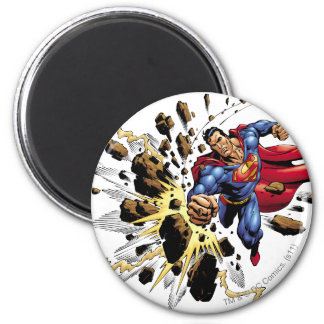 Superman 68 magnet
