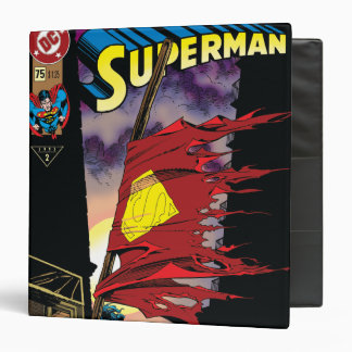 Superman #75 1993 binder