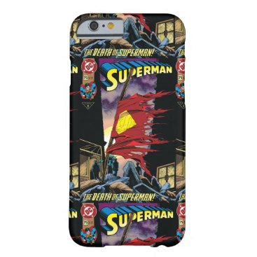 Superman #75 1993 barely there iPhone 6 case