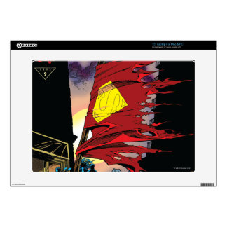 Superman #75 1993 decals for laptops