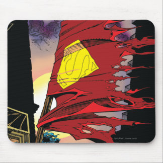Superman #75 1993 mouse pad