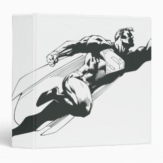 Superman 7 vinyl binder