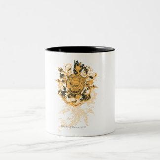 Superman 80 Two-Tone coffee mug