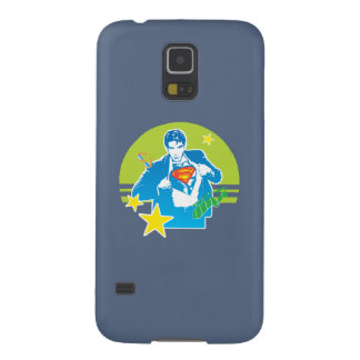 Superman 80's Style Galaxy S5 Covers