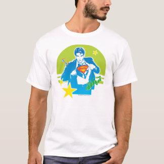Superman 80's Style T-Shirt