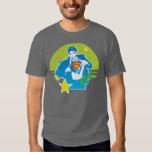 Superman 80's Style Tee Shirt