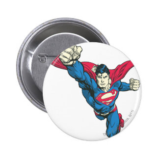 Superman 83 pinback button