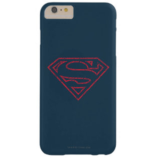 Superman 8 barely there iPhone 6 plus case