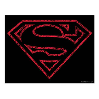 Superman 8 post cards