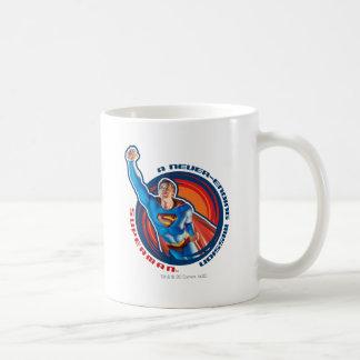 Superman A Never-ending Mission Mug