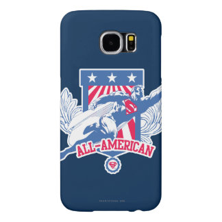 Superman All-American Samsung Galaxy S6 Case