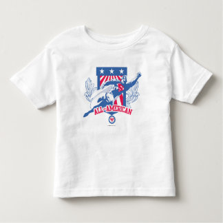 Superman All-American Toddler T-shirt