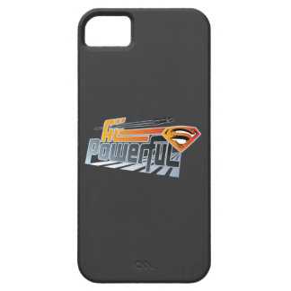 Superman All Powerful iPhone SE/5/5s Case