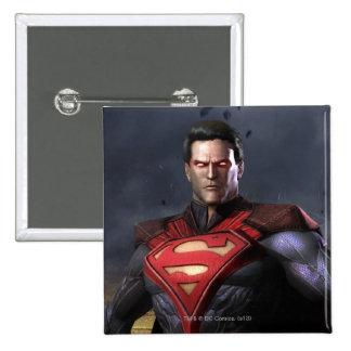 Superman Alternate Buttons