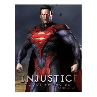 Superman Alternate Post Cards