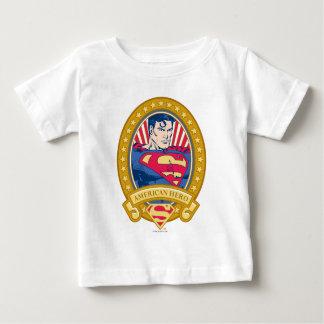 Superman American Hero Baby T-Shirt