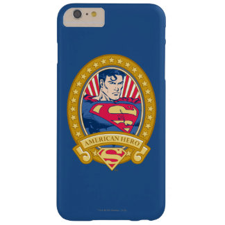 Superman American Hero Barely There iPhone 6 Plus Case