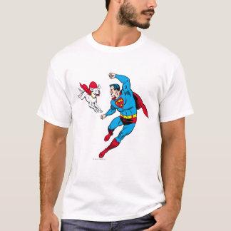 Superman and Krypto 2 T-Shirt