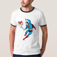 Superman and Krypto 2 T-Shirt