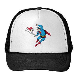 Superman and Krypto 2 Trucker Hat
