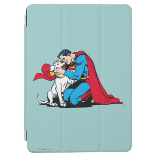 Superman and Krypto iPad Air Cover