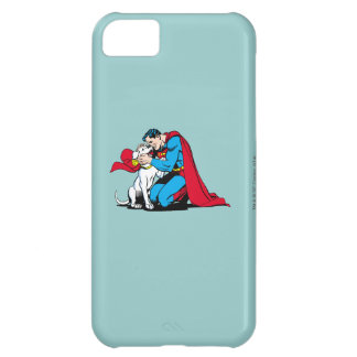 Superman and Krypto iPhone 5C Case