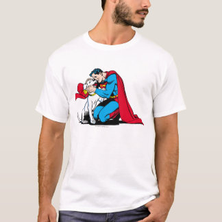 Superman and Krypto T-Shirt