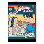 Superman and Lois Comic Card