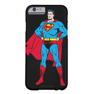 Superman Arms Folded Barely There iPhone 6 Case
