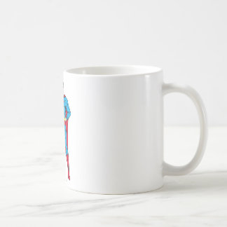 Superman Arms Folded Coffee Mug