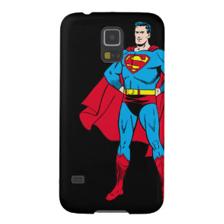 Superman Arms Folded Galaxy S5 Case