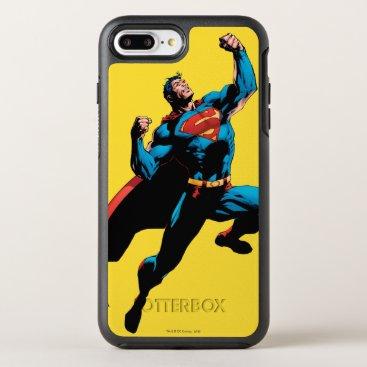 Superman Arms Raised OtterBox Symmetry iPhone 8 Plus/7 Plus Case