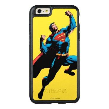 Superman Arms Raised OtterBox iPhone 6/6s Plus Case