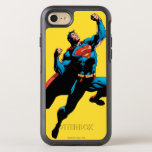Superman Arms Raised OtterBox Symmetry iPhone 7 Case