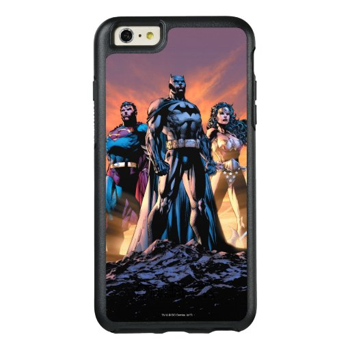 Superman, Batman, & Wonder Woman Trinity OtterBox iPhone 6/6s Plus Case