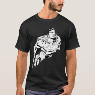 Superman Black and White 1 T-Shirt