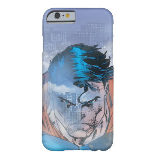 Superman - Blue Barely There iPhone 6 Case