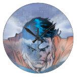 Superman - Blue Wallclock