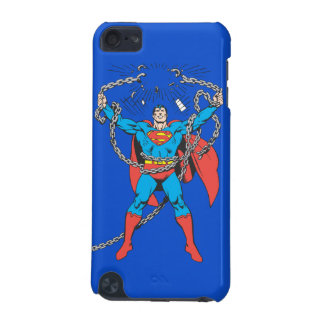 Superman Breaks Chains 2 iPod Touch (5th Generation) Case