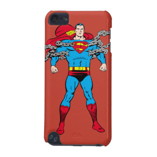Superman Breaks Chains iPod Touch 5G Cover
