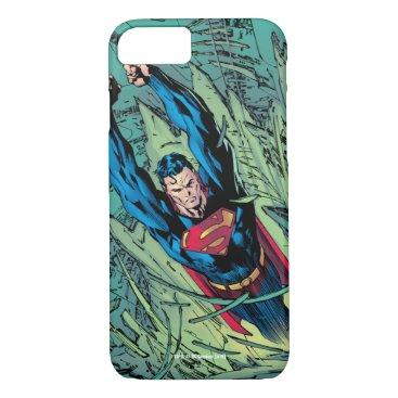 Superman breaks through iPhone 8/7 case