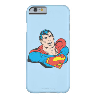 Superman Bust 1 Barely There iPhone 6 Case