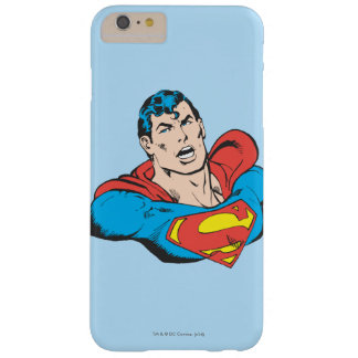 Superman Bust 1 Barely There iPhone 6 Plus Case