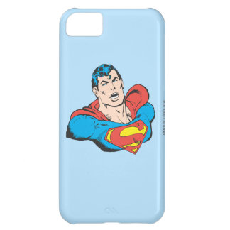 Superman Bust 1 Case For iPhone 5C